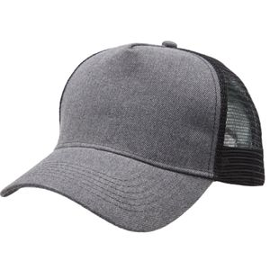 Heathered Mesh Trucker Thumbnail
