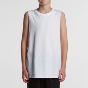 AS Colour - Youth Barnard Tank tee  Thumbnail